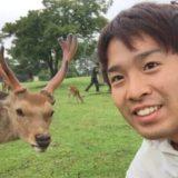 神様の使いである鹿様にご挨拶するために奈良公園に行ってきたよ!
