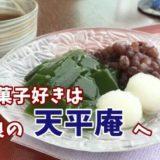 【隠れた名店】奈良県大和郡山市にある「天平庵」の和菓子が美味しくて食べ過ぎちゃった!